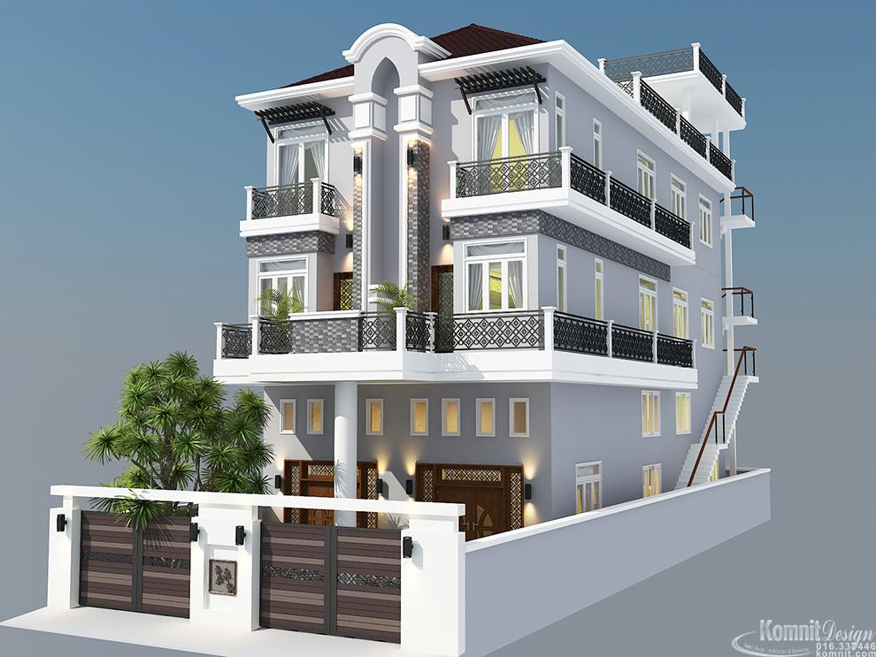 VT-K008 VH-1003 Houses Komnit Rachna khmer in phnom penh cambodia