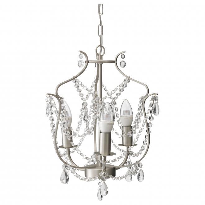 Kristaller Ikea Bedroom Ceiling Lamps, Chandelier For Bedroom Ikea