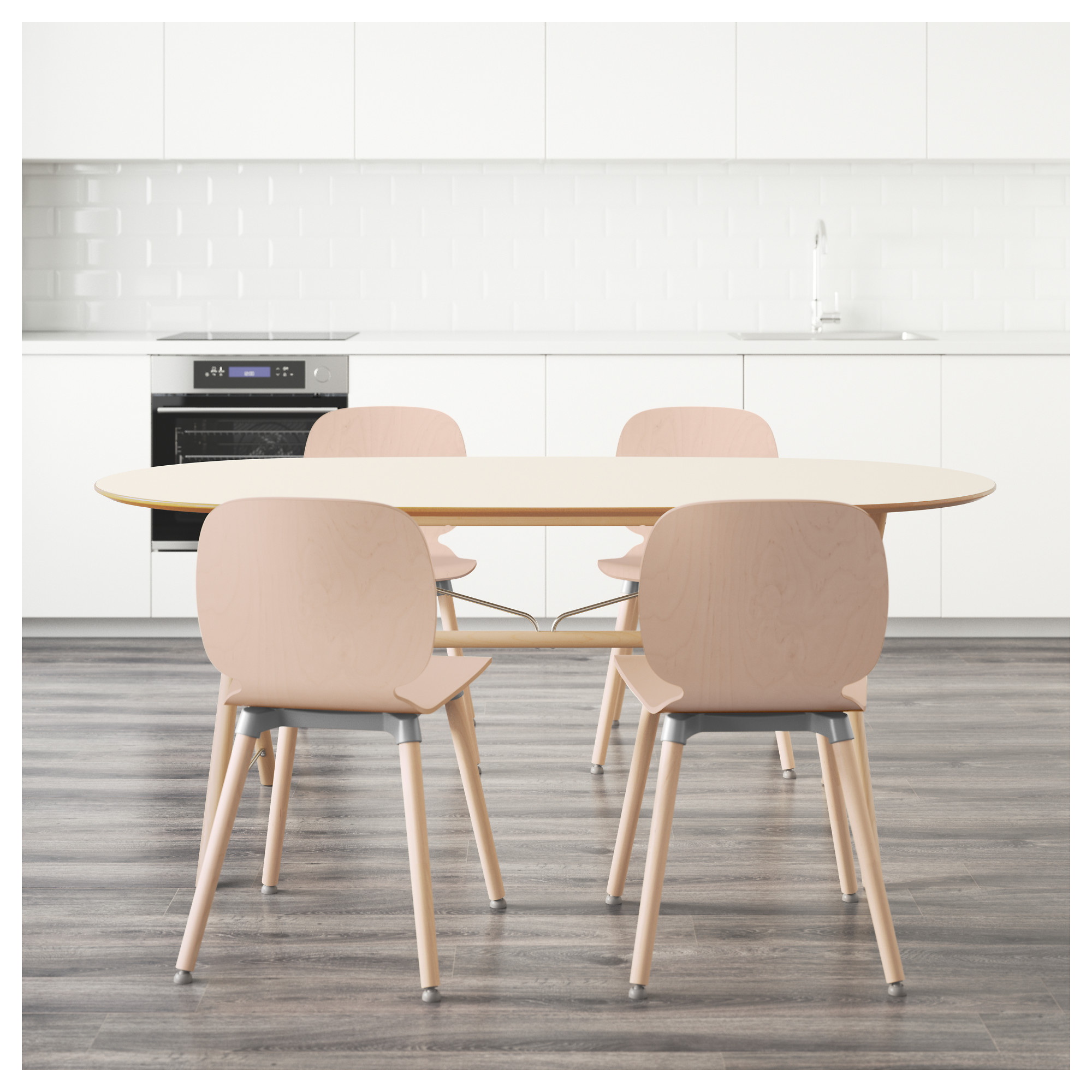 Picture of: Slahult Ikea Dining Sets Komnit Furniture