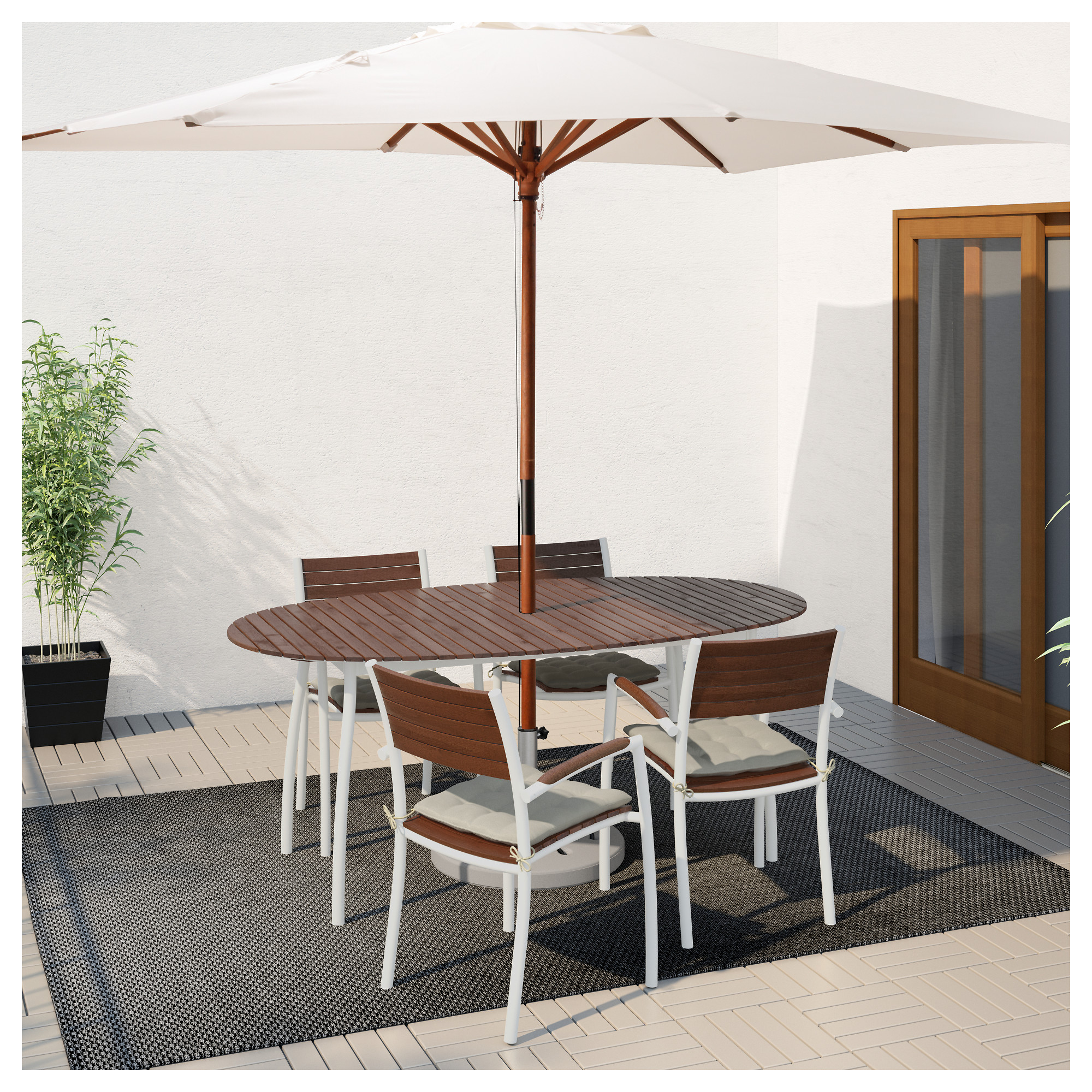 VINDALSÖ Outdoor Dining Tables, IKEA